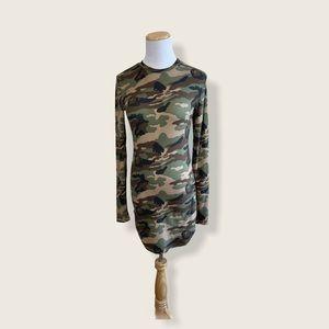 Revamped Long Camo shirt